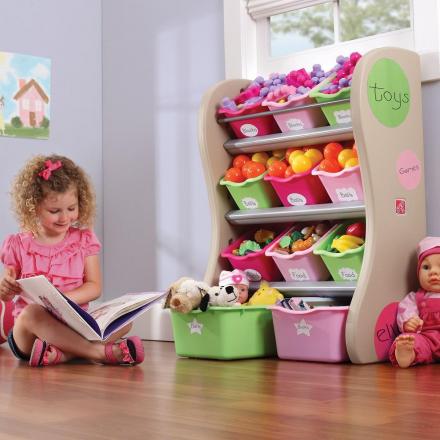 Детская комната / игрушки